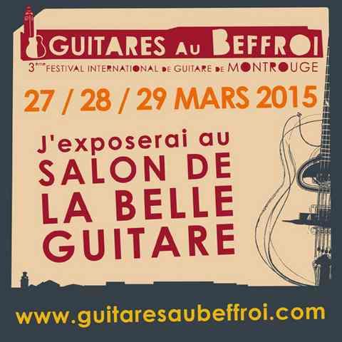 Guitare au Beffroi